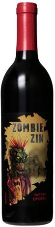 Haunted Zombie Zinfandel